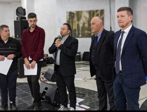 CISL DONA LAVAGNA MULTIMEDIALE ALLA CASA DELL'AMICIZIA