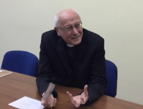 """Programma """"Viva gli anziani"""". Il vescovo Spreafico ai giovani: non lasciate soli gli anziani"""