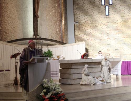 Il messaggio di Mons. Speafico alla messa di Natale per operatori Caritas – Diaconia